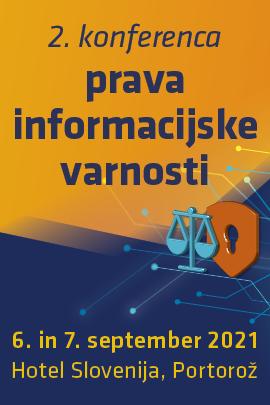 2. konferenca prava informacijske varnosti
